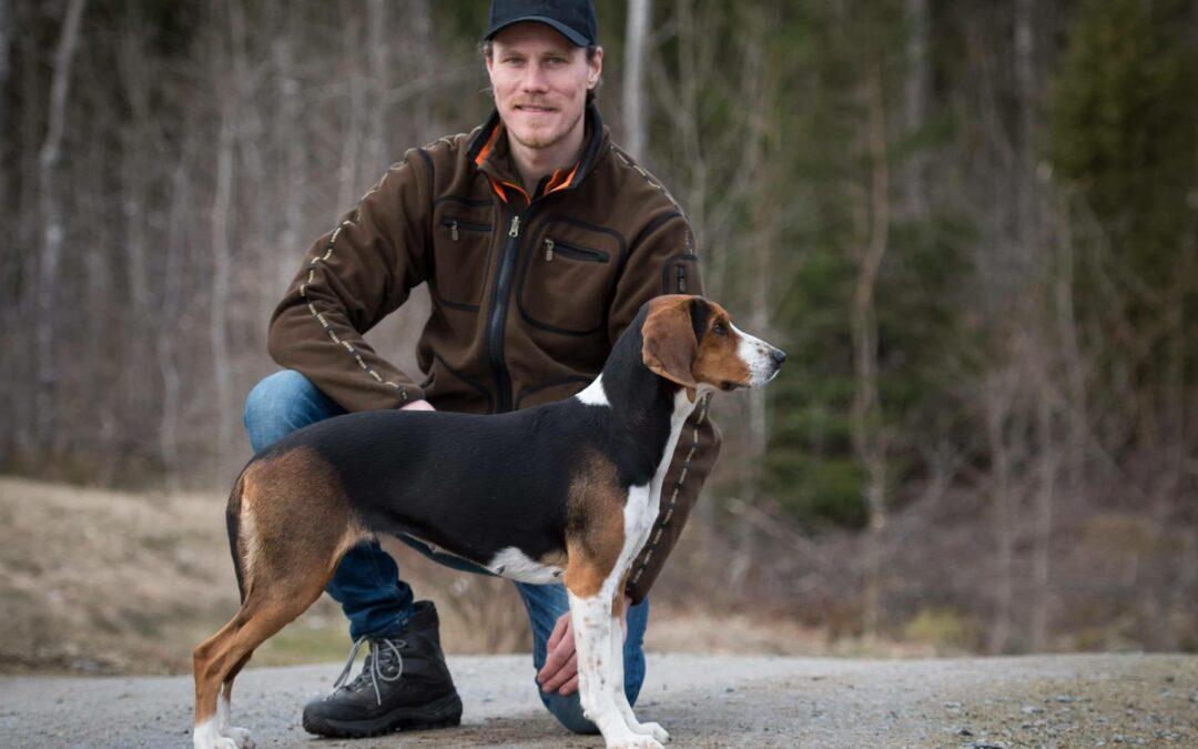 Månadens Hund April 2021